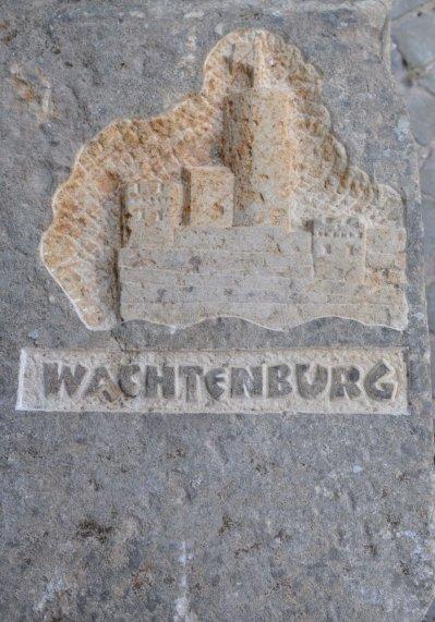 Die_Wachtenburg_in_Sandstein_gehauen